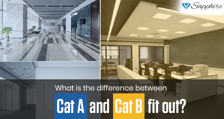 What is the Difference Between Cat A and Cat B Fit out?