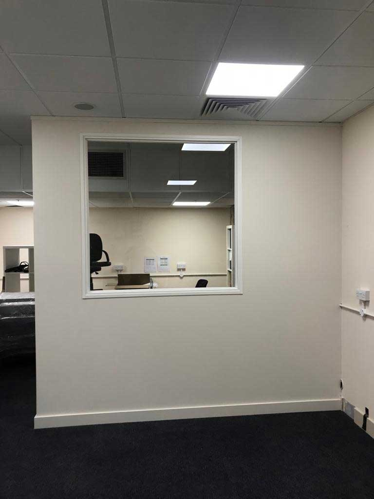 Wall partitions Kent