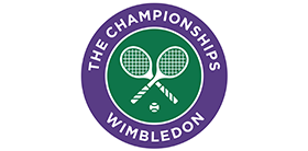 Wimbledon tennis club Logo