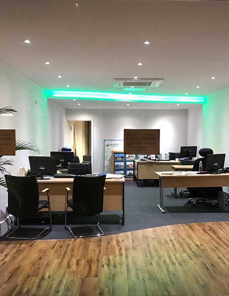 Office Fit Out Company Essex